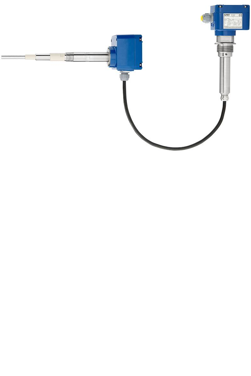 Capacitance Sensor Point Level Measurement Rfnivo Rf3100 Uwt Series Parallel Circuit How To Find Total Youtube Capacitive Full Demand And Empty Detector