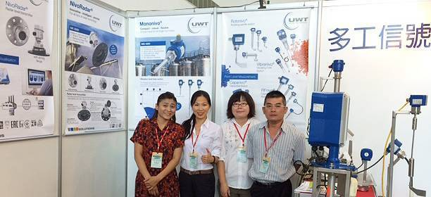 Review Kaohsiung International Chemtech & Instruments Expo - UWT