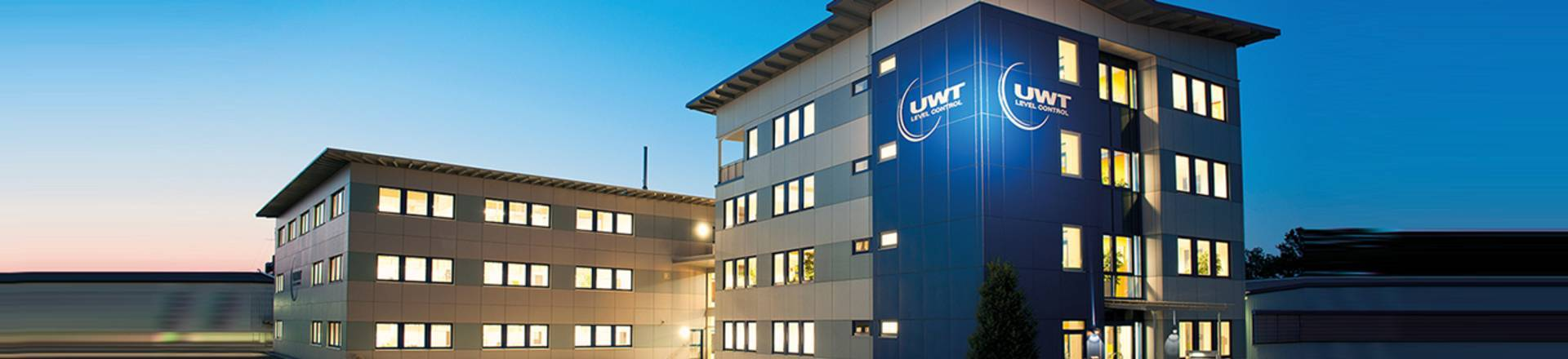 UWT Ltd, expert of of measurement technology with company headquarters in Betzigau