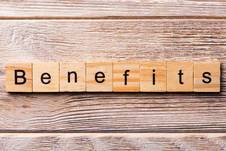 Company Benefits for employees