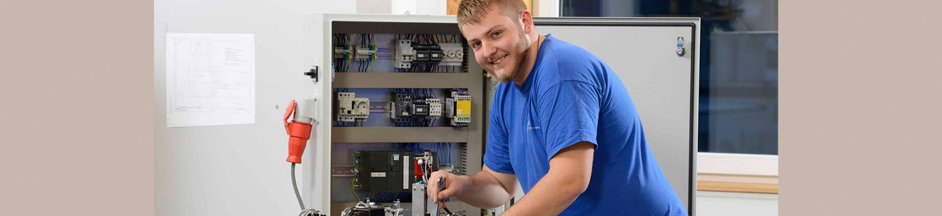 We are looking for a Mechatronics Technician, apply now