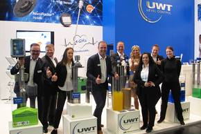 Powtech exhibition for bulk solids and liquids with latest level measurement solutions