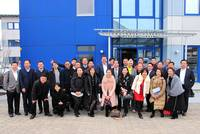 Chinese Delegation visits UWT - organised through IHK