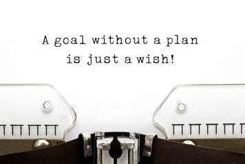 A goal without a plan is only a wish - the UWT philosopy