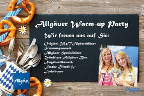 UWT Allgäuer Warm-up Party Highlights