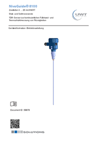 NG 8100 Rope Version - Technical information - NG8100_gi_de.pdf