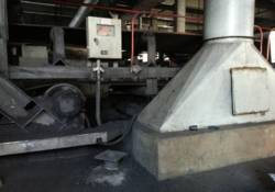 Contents measurement in raw coal silos